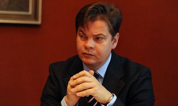 IV-Generalsekretär Christoph Neumayer