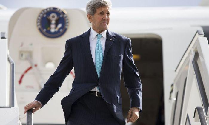 Außenminister John Kerry