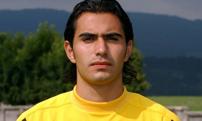 Archivbild aus dem Jahr 2004: Torwart Davide Capello (Cagliari Calcio).