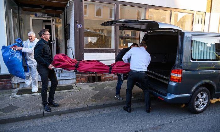Eine der zwei Frauenleichen in Wittingen. Die tote 19-Jährige wurde offenbar schon länger vermisst.