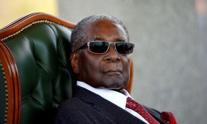 Mit 93 Jahren war Robert Mugabe bei seinem unfreiwilligen Abgang im November 2017 nach 37 Jahren an der Macht das älteste Staatsoberhaupt der Welt.