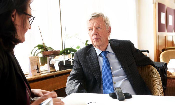 Kann man mit Anleihen noch Geld verdienen? Mit speziellen Strategien schon, meint DJE-Chef Jens Ehrhardt.