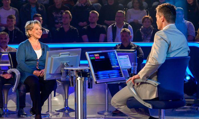 Diese Kandidatin aus Niederösterreich konnte in der alten Saison noch kein Fragen tauschen