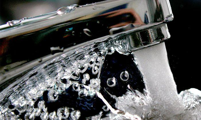 Privatisierungspanik Viel Wasser wenig