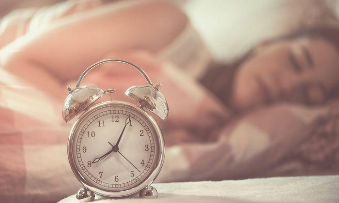 Der Mensch verbringt etwa ein Drittel seines Lebens schlafend.
