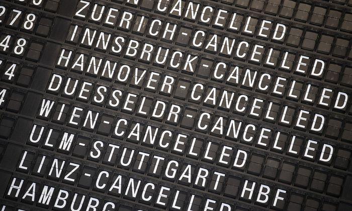 Drohne stoppt Flugverkehr in Frankfurt