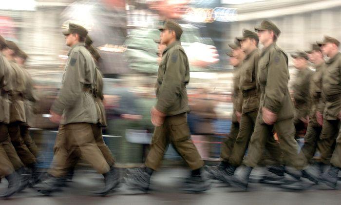 Symbolbild: Österreichische Soldaten des Bundesheeres