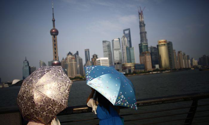 Shanghai-Skyline: Ein Symbol für die Wucht, mit der der chinesische Staatskapitalismus die Welt erobert.