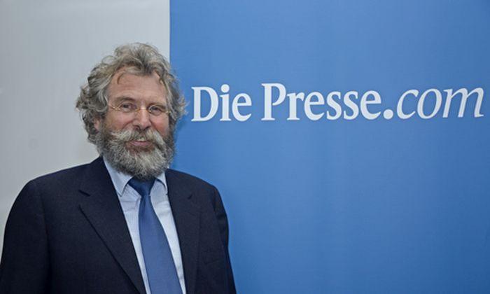 Live BioPionier Werner Lampert