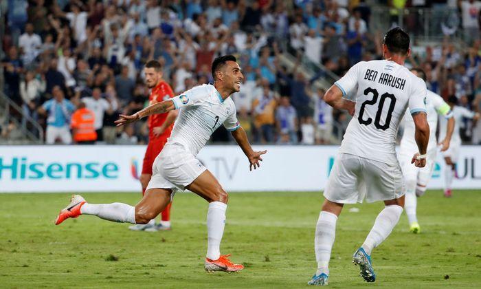 Das Unentschieden gegen Nordmazedonien ist bereits das zweite Heim-Remis in der laufenden Qualifikation.