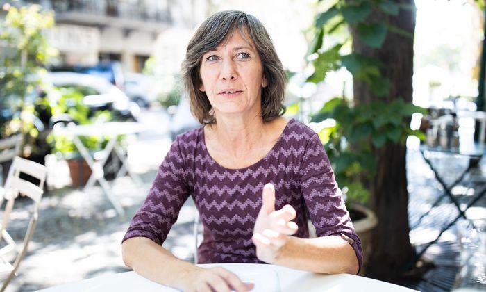 Wiens Vizebürgermeisterin und Grünen-Chefin Birgit Hebein