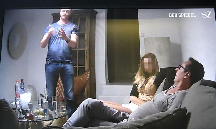 Ausschnitt aus Ibiza-Video