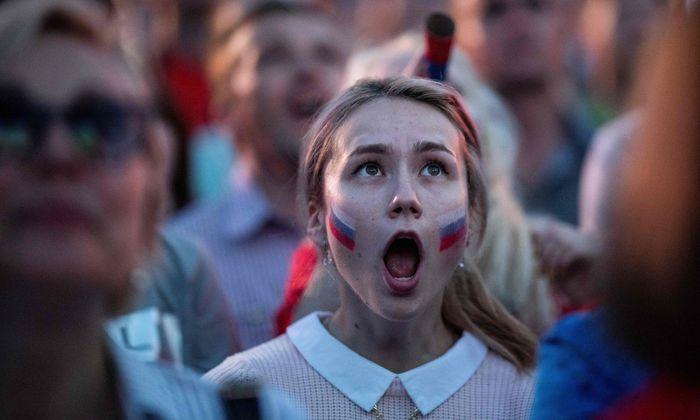 Russland staunt über die Heim-WM und ihre Sieger.