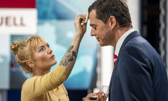 """Thüringens CDU-Chef Mike Mohring kritisiert die Große Koalition: """"Wir müssen raus aus dieser Selbstbeschäftigung."""""""