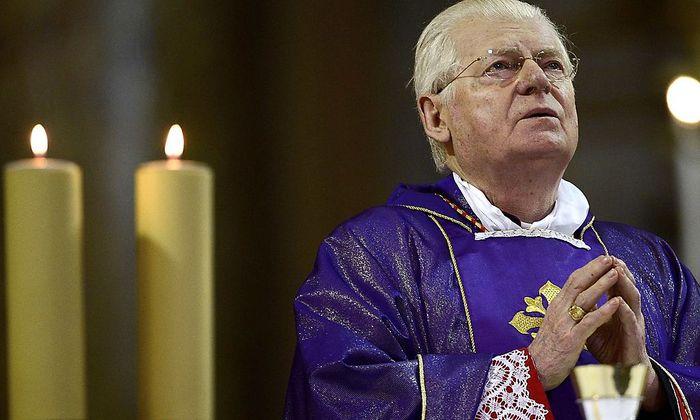 Da wahr wohl der Wunsch Vater des Gedankens: Kardinal Angelo Scola war zwar Favorit, wurde jedoch noch zum Papst gewählt.