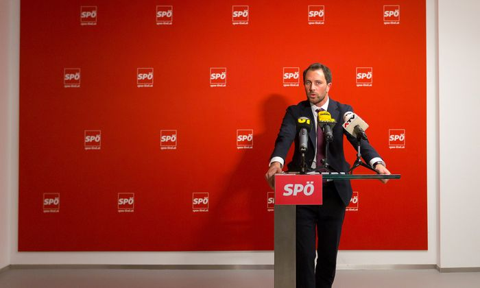 Georg Dornauer.
