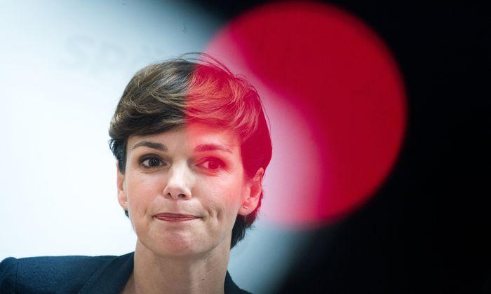 """""""Schwere Zeiten"""": Nach der verlorenen Nationalratswahl und einem Sparpaket in der SPÖ-Zentrale ist Pamela Rendi-Wagner als Parteivorsitzende angezählt."""