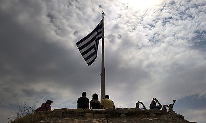 GREECE FINANCIAL CRISIS PROTEST