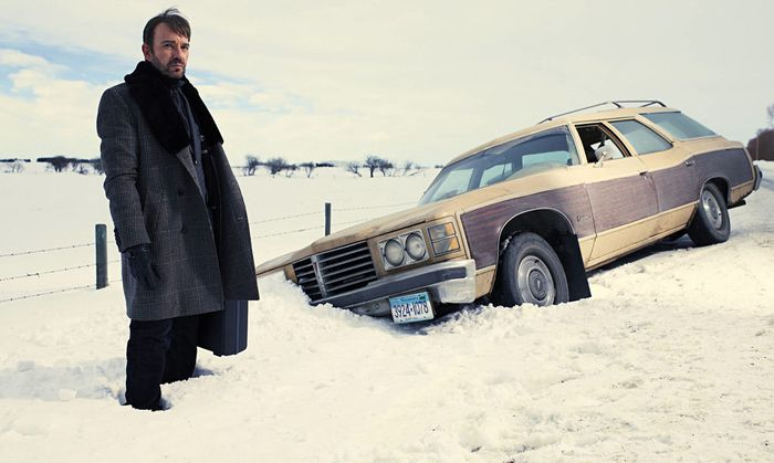 Billy Bob Thornton in Fargo