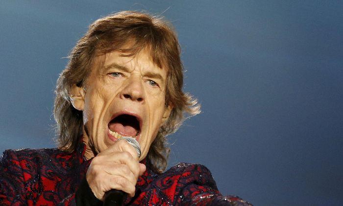 Archivbild: Mick Jagger