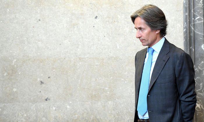 """Die Staatsanwaltschaft Wien hat seit 2011 gegen Karl-Heinz Grasser in der Causa """"Eurofighter"""" ermittelt."""