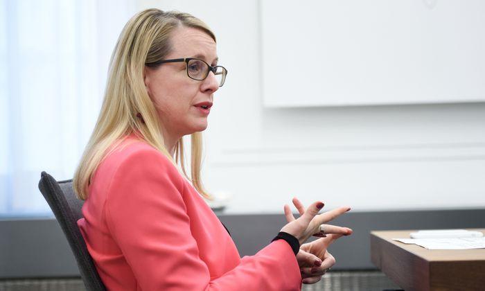 Margarete Schramböck: Ex-Wirtschaftsministerin, Spitzenkandidatin der ÖVP in Tirol, Nummer vier auf der Bundesliste.