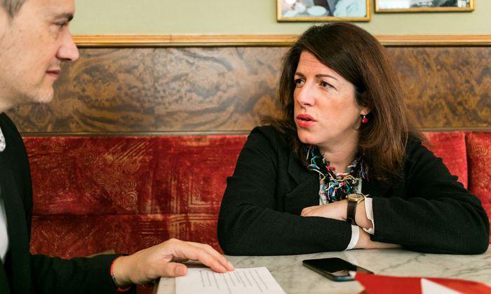 Tanja Wehsely will mit der Volkshilfe Wien Widerstand gegen Kürzungen bei der Mindestsicherung leisten.