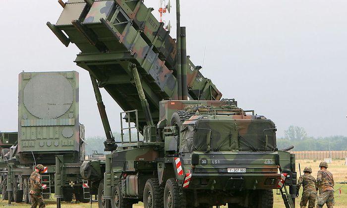 NATO will am Dienstag