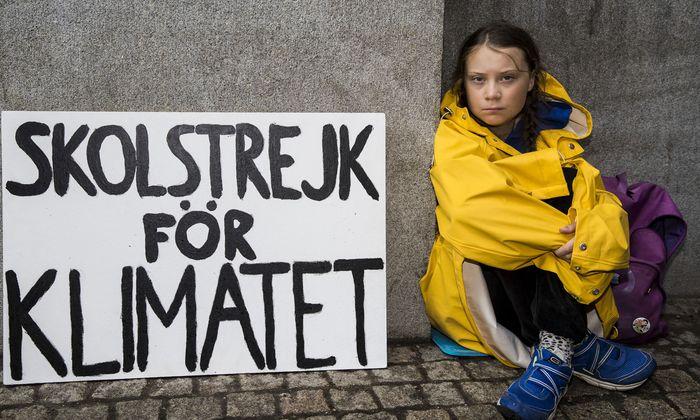 Seit August streikt die 16-jährige Schwedin Greta Thunberg für eine entschlossenere Klimapolitik. Heute hat sie die Massen hinter sich – und ist für den Friedensnobelpreis nominiert.