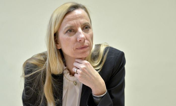 Frauenministerin und Chefin der ÖVP-Frauen: Juliane Bogner-Strauß.