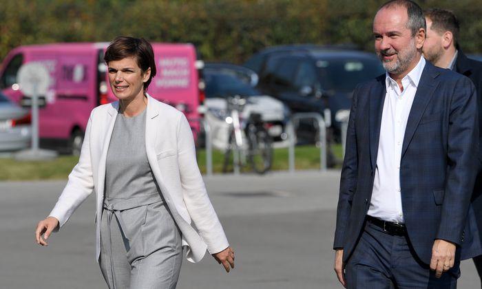 Wurde am Montag einstimmig zur neuen SPÖ-Klubchefin im Parlament gewählt: SPÖ-Vorsitzende Pamela Rendi-Wagner.