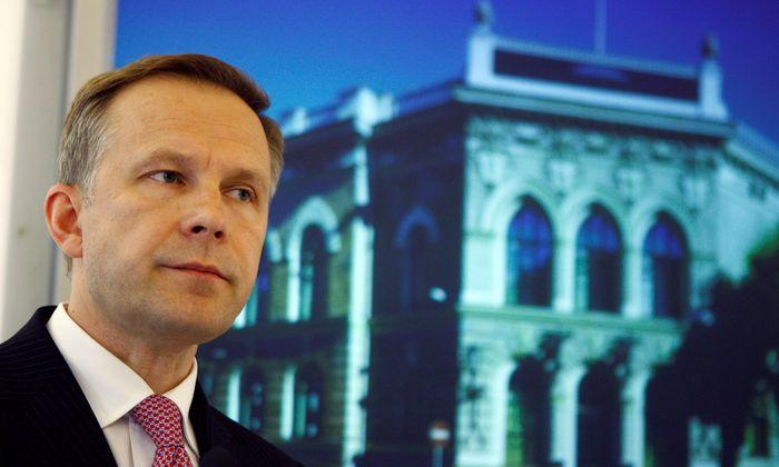 Ilmārs Rimšēvičs soll mindestens 100.000 Euro an Schmiergeld gefordert haben.