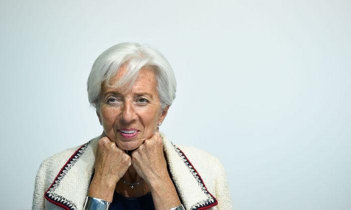 Christine Lagarde ist die erste Frau und Nichtökonomin an der Spitze der Europäischen Zentralbank.
