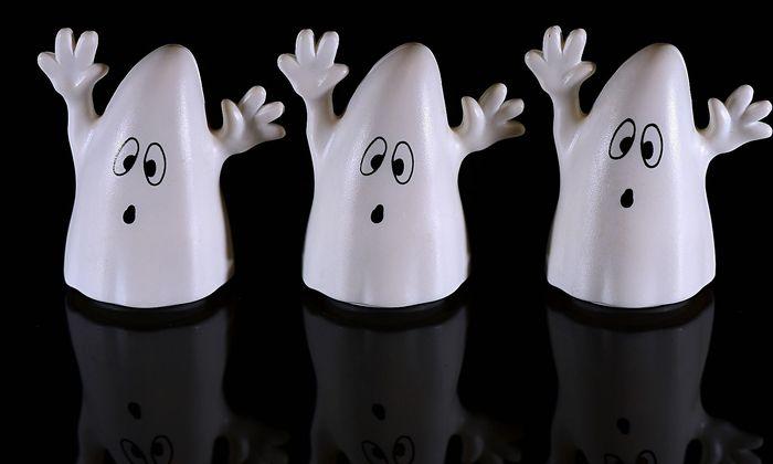Ghosting kann einem schon auf den Geist gehen.