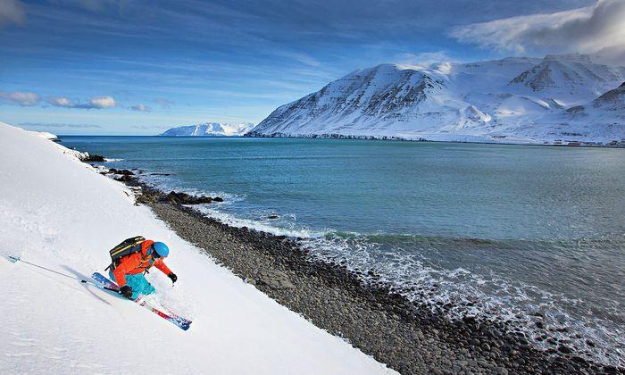 Island. Als Destination bereits an der Oberkante der Belastung – in der Hauptsaison. So versucht man mittlerweile, Touristen ganzjährig an der Insel zu interessieren.