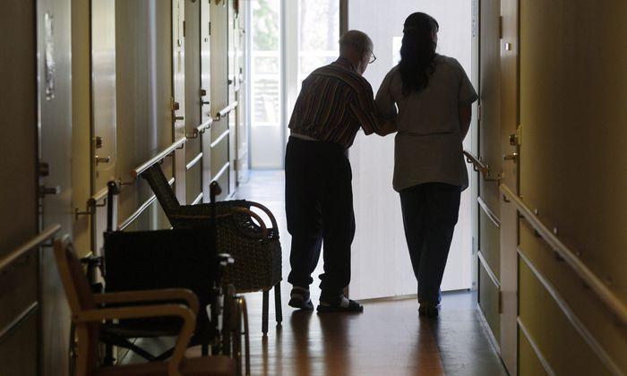 Wer in der Pflege arbeitet, muss sich nicht fragen, ob seine Arbeit nützlich ist – das versteht sich von selbst.