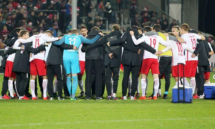 SOCCER - 1.DFL, Freiburg vs RB Leipzig