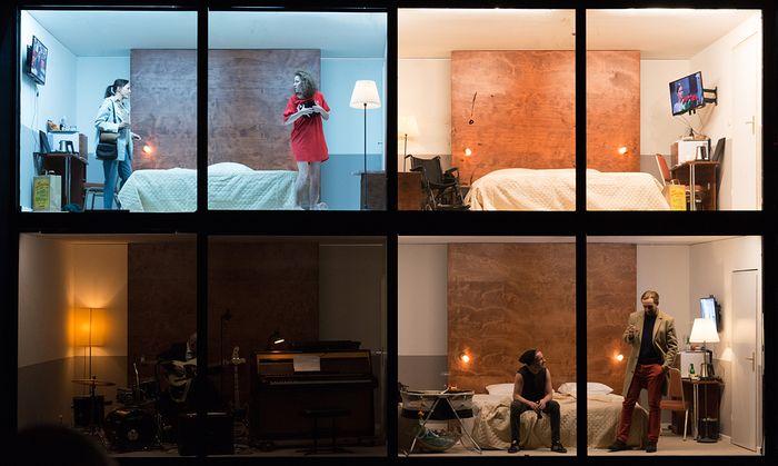Hotel Strindberg | Simon Stone nach August Strindberg | Akademietheater