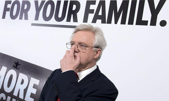 David Davis soll den Brexit zum Erfolg für Großbritannien machen.