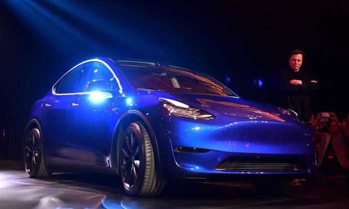 Das Model Y basiert auf dem Model 3