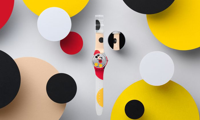 """Limitiert. Von der """"Spot Mickey"""" (l.) gibt es weltweit nur 1999 Stück, von der """"Mirror Spot Mickey"""" 19.999 Stück."""