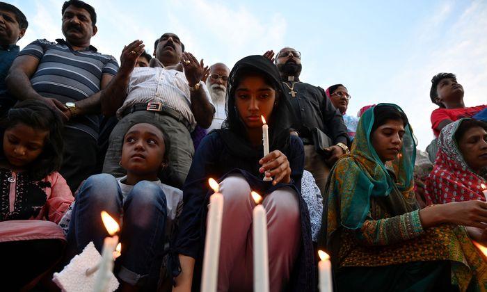 Terroristen richteten in einer Serie von Attentaten ein Blutbad unter Sri Lankas Christen an.
