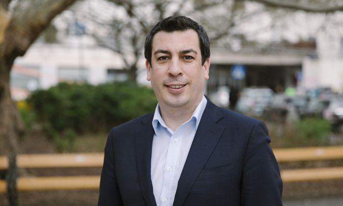 Günther Sidl kandidiert bei der EU-Wahl auf Platz drei der EU-Liste der SPÖ.