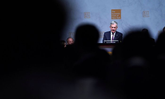 Fed-Chef Jerome Powell stellte ein baldiges Ende der Zinserhöhungen in Aussicht. Die Börsen feierten das mit einem Kursplus.