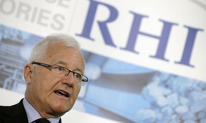 PK RHI AG: 'VORLAeUFIGE ZAHLEN 2012' / CEO STRUZL