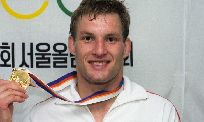 Rückblende in das Jahr 1988: Peter Seisenbacher gewinnt die Judo-Goldmedaille in Seoul.