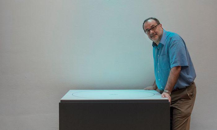 Christian Köberl ist Generaldirektor des Naturhistorischen Museums, Meteoritenforscher und Universitätsprofessor. Ein Gespräch über Smartphones und die Faszination des Weltalls.