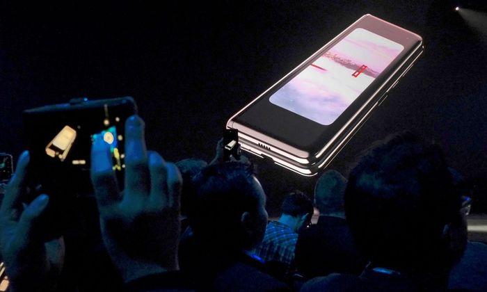 Bitte warten: Das Samsung Galaxy Fold erscheint später als geplant.