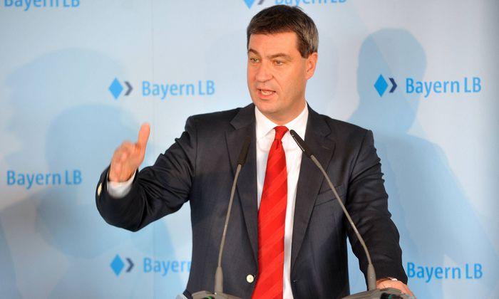 bayerische Finanzminister Markus Söder (CSU)