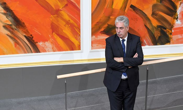 Hans Jörg Schelling wird nicht Eurogruppen-Vorsitzender.